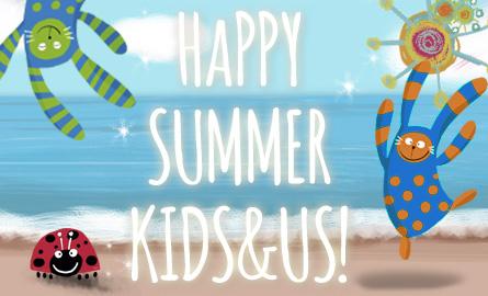 ¡Comparteix el teu estiuKids&Us!